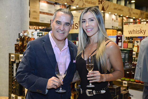 Luis Fernando Valencia y ángela Giraldo.