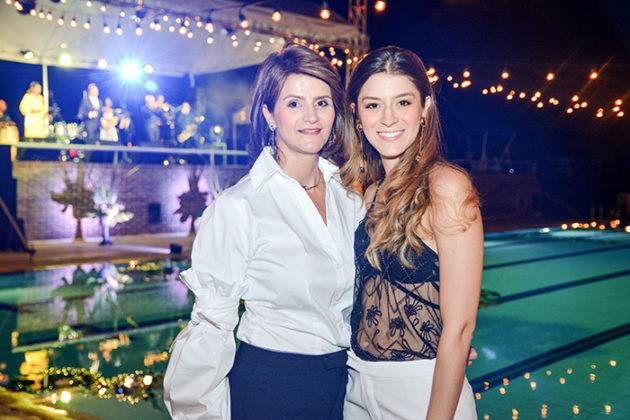 Mónica María Gómez y Daniela Martínez