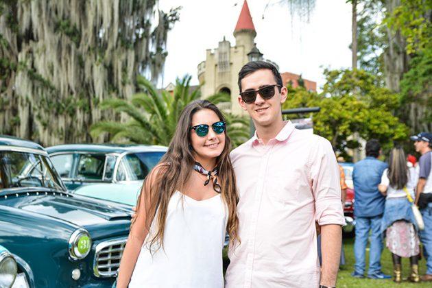 María José Londoño y Samuel Valderrama