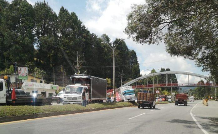 Autopista Medellín Bogotá