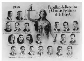 Berta, Yolanda y Haydee fueron las primeras abogadas en Antioquia,