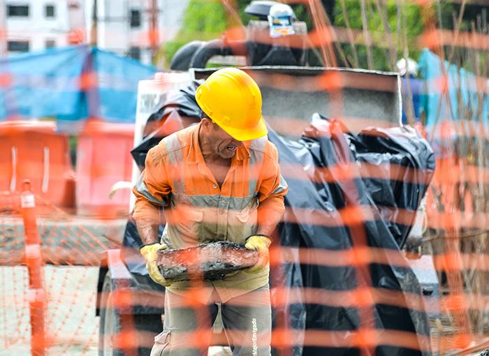 Obra de La avenida 34 en Provenza lleva el 11% de avances