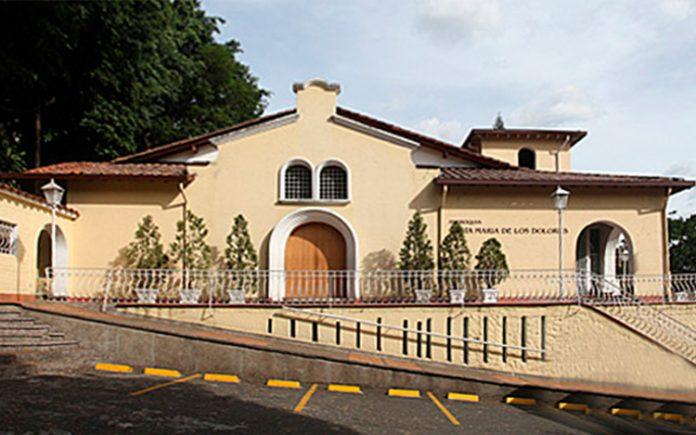 Parroquia Santa María de los Dolores