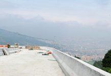 Nueva vía reduce 25 min. viaje entre Envigado y el JMC