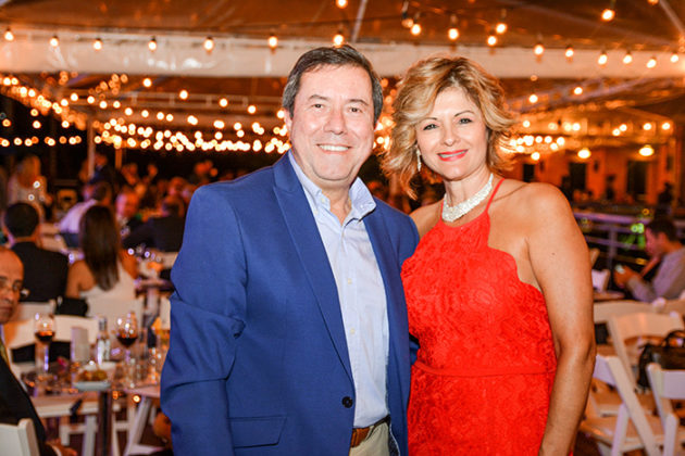 Sergio Gómez y Blanca Arcila