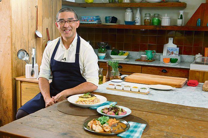 Takehiro Ohno figura del Canal Gourmet.