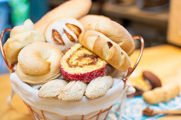 Panadería criolla: Un algo parviado