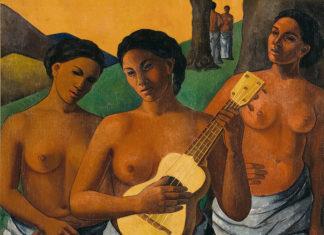 Urueta Cordelia Mujeres con guitarra