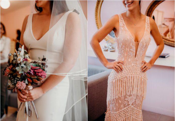 Venda su vestido de novia usado