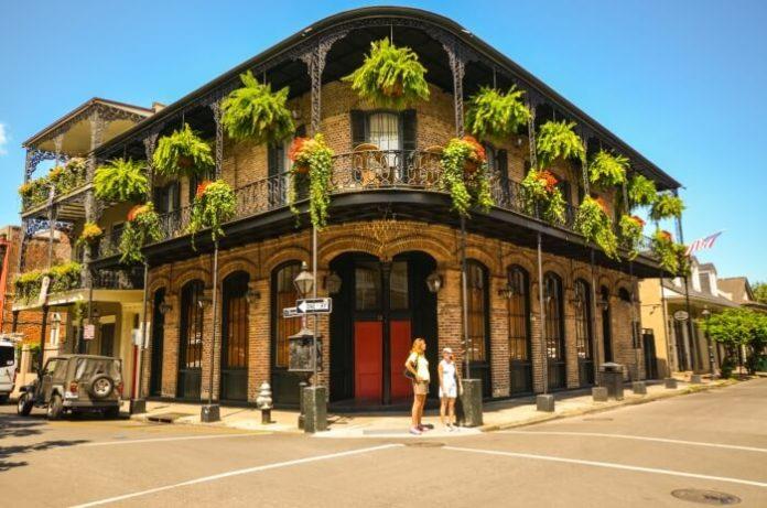 cocina de New Orleans