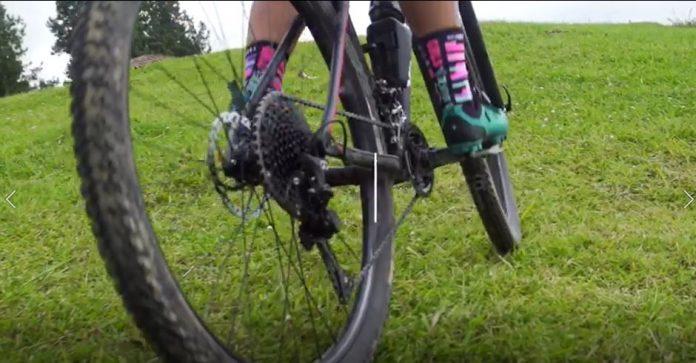 cambios en la bicicleta