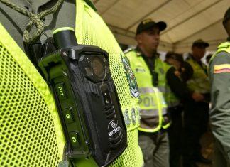 cámaras corporales Policía