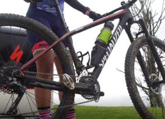cadena de la bicicleta