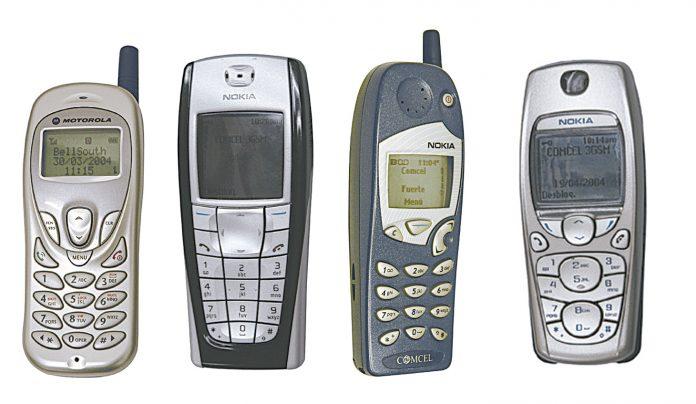 Cuál fue tu primer celular