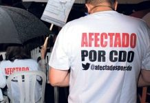 Afectados CDO