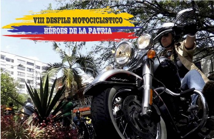 Exhibición de motocicletas