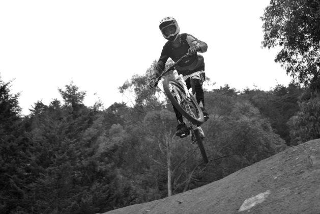 Distrito 26 y el dirt jump