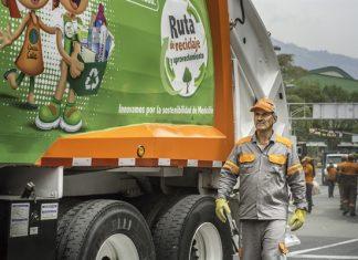 Ruta de Reciclaje