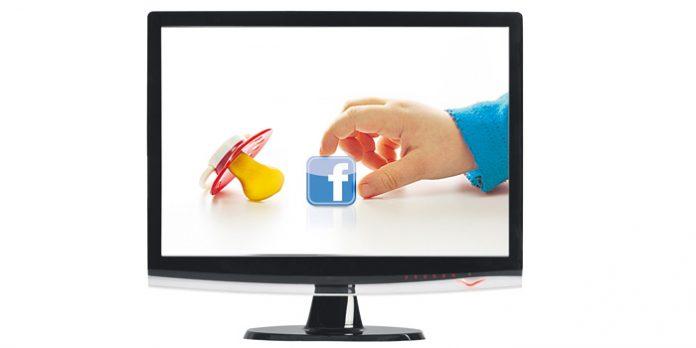 Niños en redes sociales