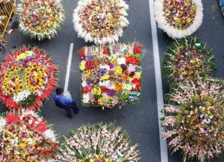Programación de la Feria de las Flores Medellín del domingo 11 de agosto