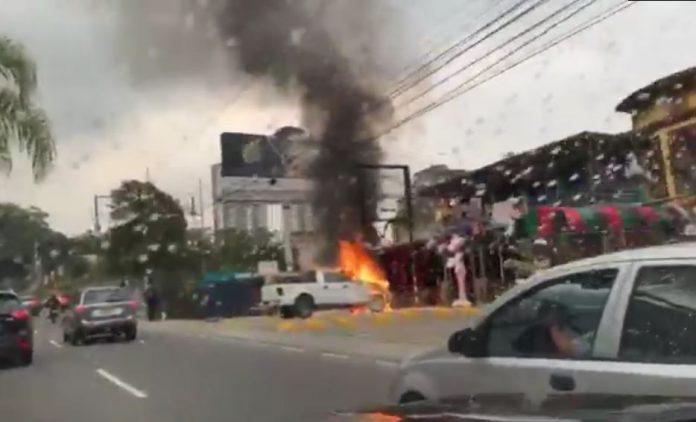 avenida Las Palmas
