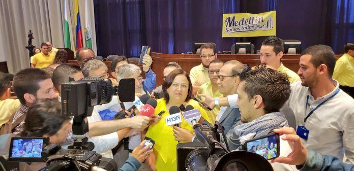 Luz María Múnera