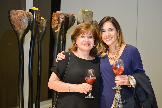 María Cristina González y Catalina Salazar