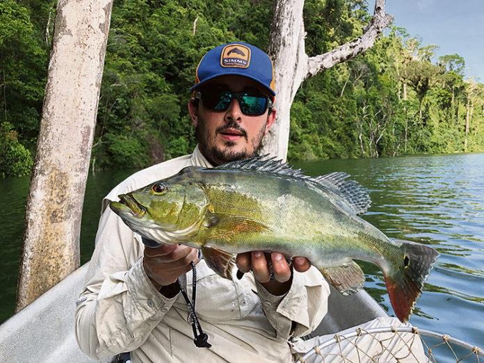 Para una pesca exitosa, el azar no cuenta