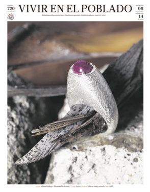 Portada Ed720 - Autor: y fotografía: Juliana Gallego/Como anillo al dedo Título: Cerro