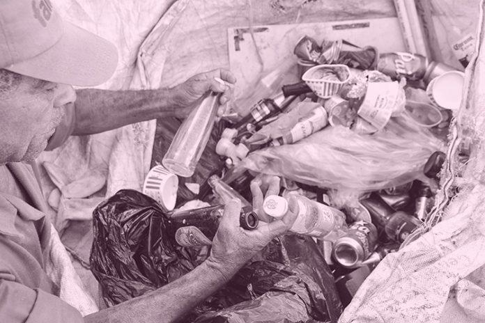 Separar el reciclaje