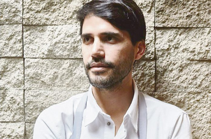 VIRGILIO MARTINEZ. FOTO CORTESÍA